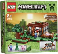 LEGO Minecraft - The First Night (21115)