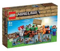 LEGO Minecraft - Creative Box (21116)