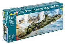 Revell U.S.Navy Landing Ship Medium (early) (05123)