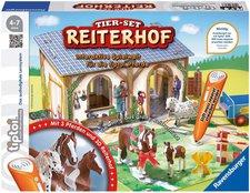Ravensburger tiptoi Tierset Reiterhof