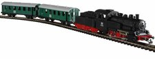 Piko myTrain Start-Set Personenzug mit Dampflokomotive DB (57091)