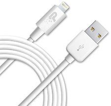 Patriot Patriot Lightning Kabel (für iPhone,iPad ,iPod ) (1,8 Meter, weiß)