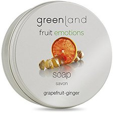 Greenland Fruit Emotions Grapefruit Ginger Hand Soap (100 g)