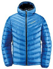 Vaude Men's Kabru Hooded Jacket blue
