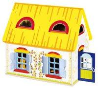 goki Puppenhaus Cottage