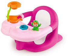 Smoby Cotoons 2-in-1 Baby-Badesitz rosa