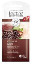 Lavera Wellness Maske Bio-Kakaobutter & Bio-Mandelmilch (8 ml)