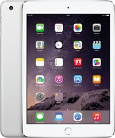 Apple iPad mini 3 16GB WiFi silber