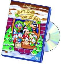 Disney Mickys lustiger Adventskalender