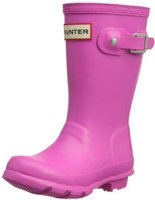 Hunter Boot Original Kids aubergine