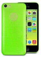 Puro Crystal Cover grün (iPhone 5C)