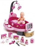 Smoby Baby Nurse - Minnie elektronische Puppenpflege-Station (24127)