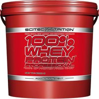 Scitec Nutrition 100% Whey Protein Professional Erdbeere 5000g
