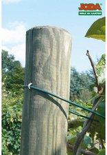 Jorkisch Zaunpfahl rund Kiefer BxH: 10 x 100 cm