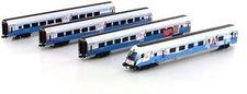 Hobbytrain Set Railjet Ski Austria ÖBB (H25214)