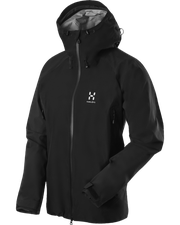Haglöfs Roc Spirit Jacket Men True Black