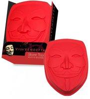 Horror-Shop Backform Vendetta Maske