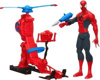 Hasbro Ultimate Spiderman with Web Copter (A6747)