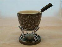 Pajoma Fondue-Set-Metall-Keramik
