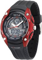 Sector Dual Time Street Fashion black/red (R3251574002)