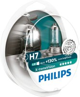 Philips X-treme Vision +130% H7 Duo Set
