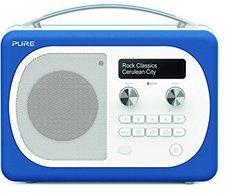 Pure Contour Evoke D4 Mio mit Bluetooth Cerulean