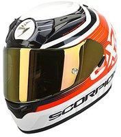 Scorpion Exo-2000 Evo Air Fortis weiß/rot/blau