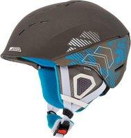 Alpina Eyewear Spice Skihelm darksilver/blue matt