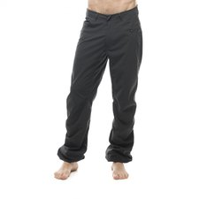 Houdini Men's Thrill Twill Pants Rock Black