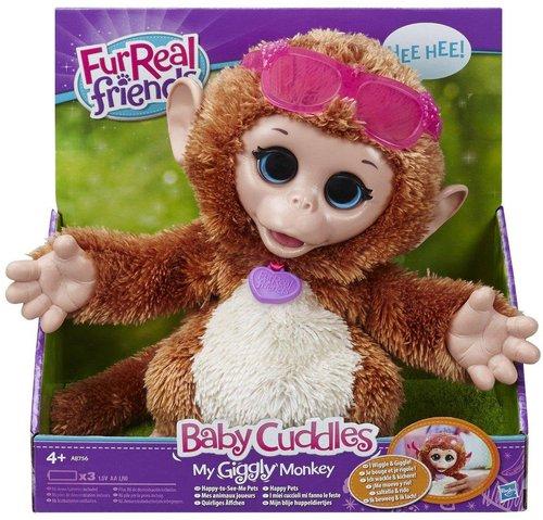 FurReal Friends - Quirliges Äffchen