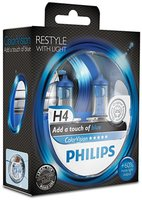 Philips ColorVision H4 Kit blau