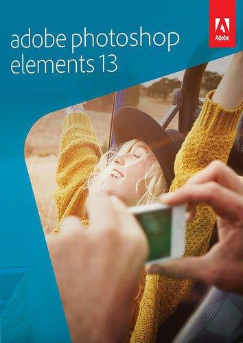 Adobe Photoshop Elements 13 (DE)