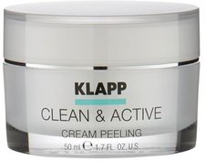 Klapp Clean & Active Cream Peeling (50 ml)