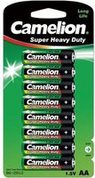 Camelion AA / R6 Green R6P (8 St.)