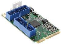 InLine Mini-PCIe USB 3.0 (66905)