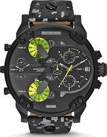 Diesel Mr Daddy 2.0 black grey (DZ7311)