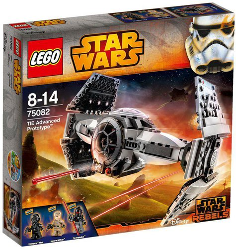 LEGO Star Wars - TIE Advanced Prototype (75082)