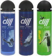Cliff Dusche Body & Hair (250 ml)