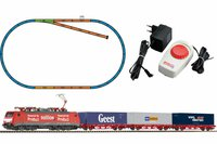 Piko Start-Set Containerzug 189 + 3 Containerwagen NS (97908)