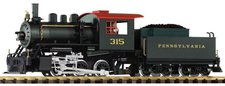 Piko Satteltank Dampflokomotive 0-6-0 PRR (38203)