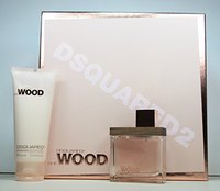 Dsquared2 She Wood Set (EdP 50ml + BL 50ml)