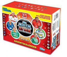 Topps Match Attax Adventskalender