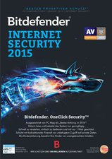 BitDefender Total Security 2015 (1 User) (1 Jahr) (DE) (Win) (ESD)