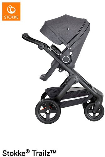 Stokke Trailz Black Melange