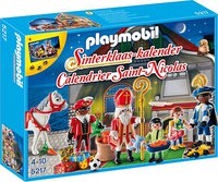 Playmobil Dutch Sinterklaas Adventskalender (5217)