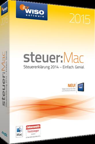 Buhl Data WISO steuer:Mac 2015 (DE) (Mac)