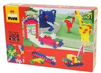 Plus-Plus Box 3 in 1 Mini Neon - 480 pcs