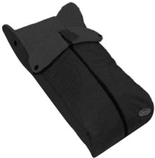 Graco Fußsack Universal schwarz