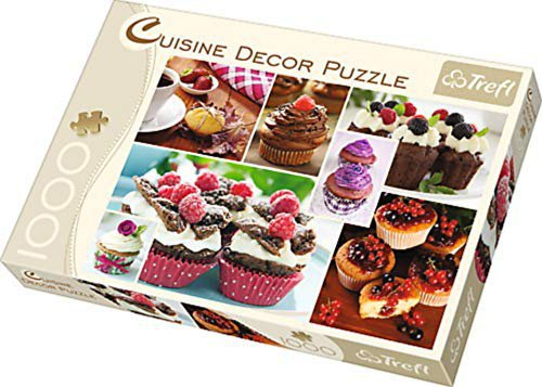 Trefl Cuisine Decor Muffins Puzzle