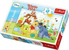 Trefl Winnie Pooh - Freunde (60 Teile)
